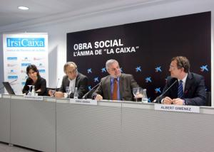 """IrsiCaixa and """"la Caixa"""" Foundation launch a scientific dissemination and prevention program on AIDS for young people, which contributes to a reduced risk of infection"""